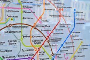 Поезд «Росатома» запустят по Кольцевой линии метро. Фото: Анна Быкова