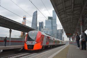 Московским центральным кольцом воспользовались около 500 миллионов жителей и гостей столицы за четыре года. Фото: Александр Казаков, «Вечерняя Москва»