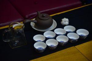 Китайскую чайную церемонию проведут сотрудники музея Востока. Фото: Антон Гердо, «Вечерняя Москва»