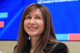 Председатель комиссии Мосгордумы по здравоохранению и охране общественного здоровья Лариса Картавцева