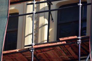 Реставрация Дома журналиста завершится к концу года. Фото: Анна Быкова