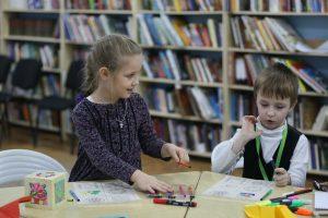 Комплексное мероприятие по мифам славян состоится в Библиотеке №10. Фото: Антон Гердо, «Вечерняя Москва»
