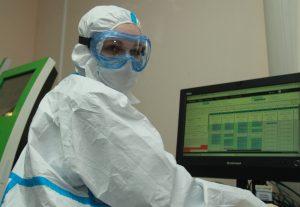 Число проведенных тестов на COVID-19 в Москве превысило 20 миллионов. Фото: Наталия Нечаева, «Вечерняя Москва»
