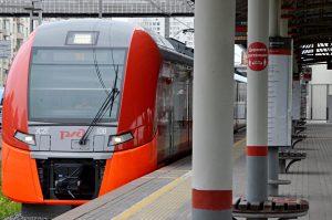 Поезда Московского кольца изменят режим работы в День народного единства. Фото: Анна Быкова