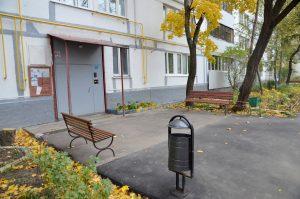 Дворы привели в порядок в районе. Фото: Анна Быкова