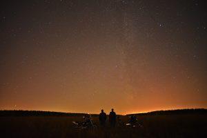 Представители Московского планетария сообщили о главных астрономических событиях января. Фото: Александр Кожохин, «Вечерняя Москва»