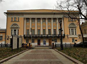 Часы работы изменили в Музее Востока. Фото: Анна Быкова