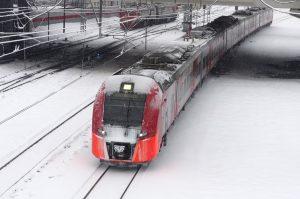 Московское центральное кольцо будет работать круглосуточно в Новый год. Фото: Антон Гердо, «Вечерняя Москва»