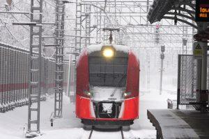 Жители Москвы смогут бесплатно ездить на МЦК и метро в новогоднюю ночь. Фото: Антон Гердо, «Вечерняя Москва»