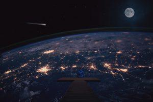Научную беседу организует Московский планетарий в формате онлайн. Фото: pixabay.com