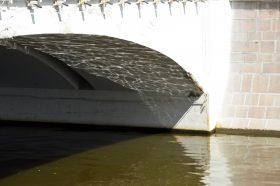 Реконструкцию моста в районе завершат в этом году. Фото: Анна Быкова