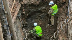 Археологи отреставрировали артефакты из Хлебного переулка. Фото: сайт мэра Москвы