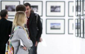 Фотовыставка «Москва новогодняя» открылась на Тверском бульваре. Фото: сайт мэра Москвы
