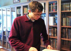 Читка пьесы состоялась в Молодежной библиотеке имени Михаила Светлова. Фото: сайт мэра Москвы