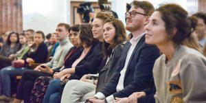 Студенты узнали о работе в Правительстве Москвы. Фото: сайт мэра Москвы