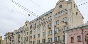 Доходный дом начала ХХ века отремонтируют в центре Москвы. Фото: сайт мэра Москвы