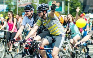 Велосипедные фестивали планируют возобновить в Москве. Фото: сайт мэра Москвы