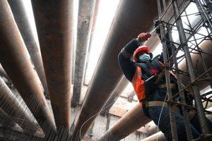 Проходку всех тоннелей на Большой кольцевой линии метро завершат в Москве к концу года. Фото: Алексей Орлов, «Вечерняя Москва»