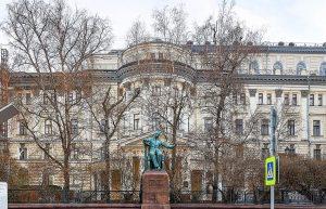 Один из этапов реконструкции Московской консерватории завершат к концу 2021 года. Фото: сайт мэра Москвы