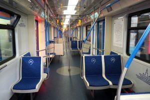 Около 124 километров линий метро создали в Москве за последние десять лет. Фото: Антон Гердо, «Вечерняя Москва»