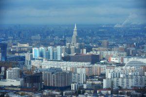 Проект «КиберМосква» активно работает в столице. Фото: Александр Кожохин, «Вечерняя Москва»