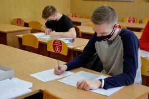 Сборная колледжа бизнес-технологий примет участие в третьем отраслевом чемпионате по стандартам WorldSkills. Фото: Анна Быкова