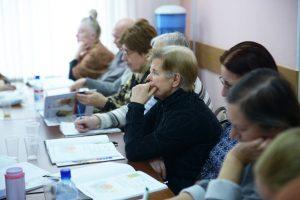 День испанского языка провели в районном центре соцобслуживания. Наталья Феокситова, «Вечерняя Москва»
