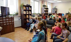 Интерактивную лекцию для детей проведут в библиотеке №10. Фото: Анна Быкова